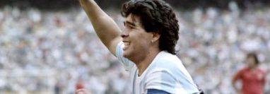 Diego Maradona falleció a los 60 años. (Foto Prensa Libre: AFP)