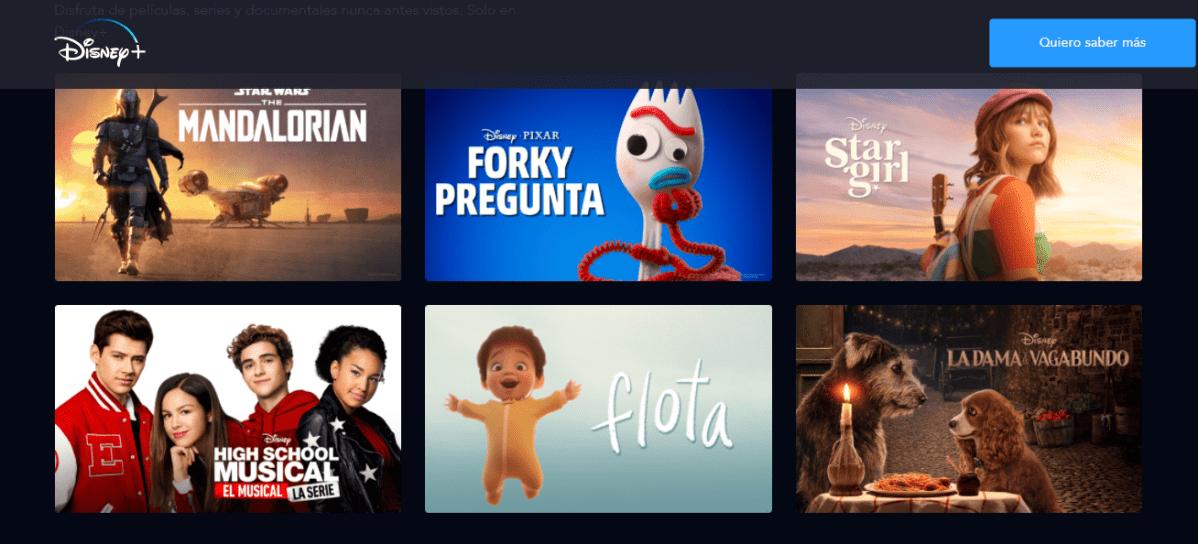 Disney Plus Guatemala: fecha de lanzamiento y datos que tiene que saber
