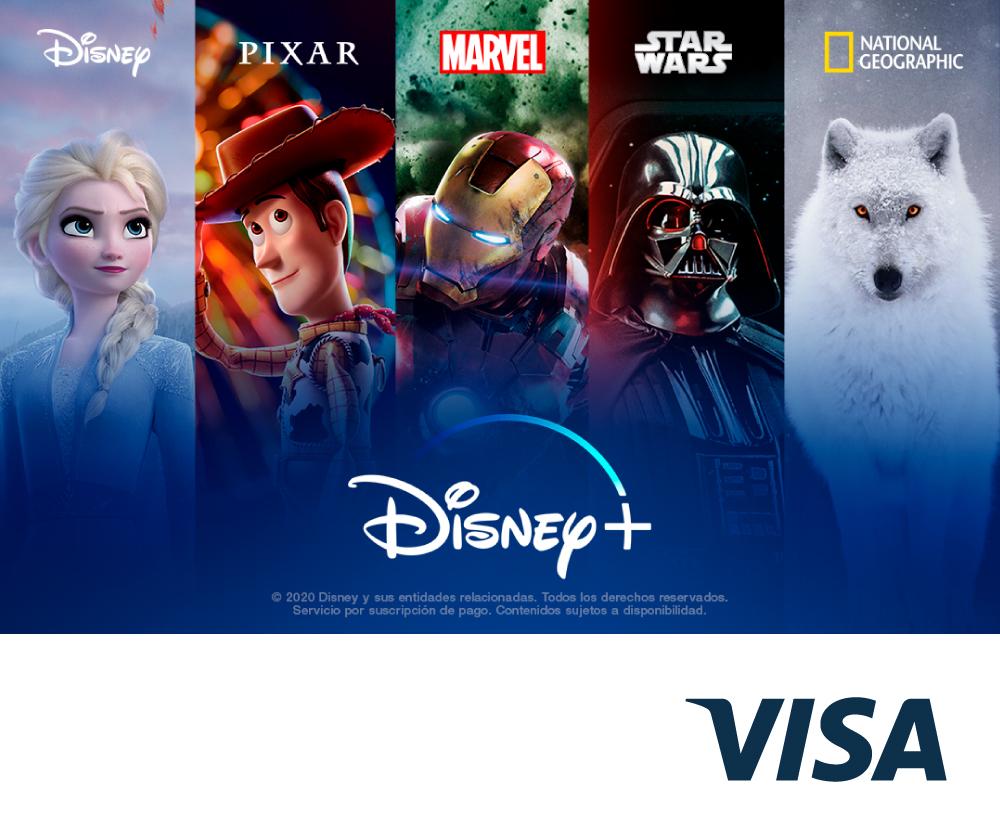 Disney Plus aun sin precios para Guatemala