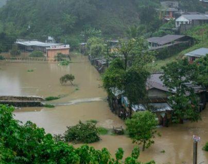 Alta Verapaz es uno de los departamentos más afectados por la depresión tropical ETA, y uno de los departamentos donde más hidroeléctricas operan. (Foto, Prensa Libre: Hemeroteca PL).
