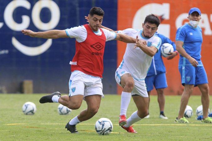 """Marvin Ceballos: """"La Selección de Honduras tiene un juego muy físico, potente y rápido, pero intentaremos contrarrestarlos"""""""