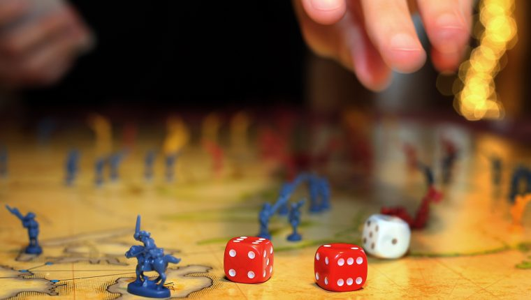 Los juegos de mesa cobran auge