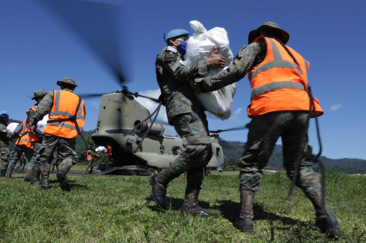 Estados Unidos anuncia US$9 millones más en ayuda humanitaria para Guatemala ante los daños de Eta e Iota