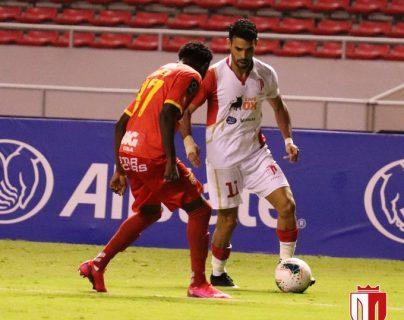 El Real Estelí de Nicaragua da la sorpresa en la Liga Concacaf; vence en San José al Herediano