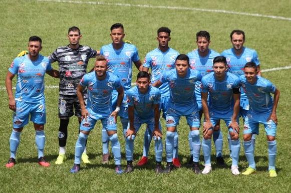 Deportivo Sanarate FC. Foto Prensa Libre: Cortesía @andresNadf