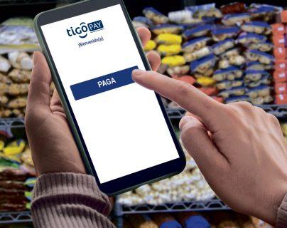 Tigo Pay es una plataforma web donde los comercios y personas podrán recibir y realizar pagos y transferencias con cualquier tarjeta de crédito y débito en el país. Foto Prensa Libre: Cortesía.