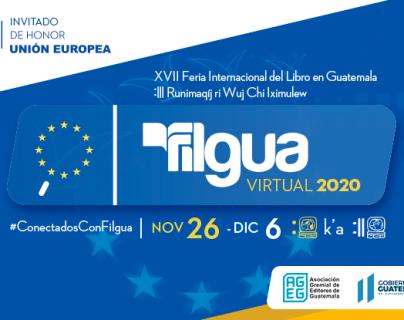Filgua 2020: actividades y talleres para disfrutar la Feria del Libro en línea