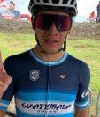Henry Sam se coronó campeón en la categoría Sub23 del Campeonato UCI que se celebró en Panamá. (Foto Prensa Libre: Cortesía Federación Nacional de Ciclismo)