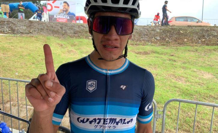 Ciclismo guatemalteco suma más medallas en el Campeonato Centroamericano de Ruta en Panamá
