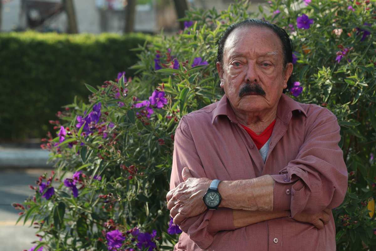 Joaquín Orellana: 9 décadas de un creador