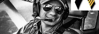 El piloto aviador Juan José López Yat llevaba ayuda humanitaria a comunidades afectadas por la depresión tropical Eta cuando se accidentó en la zona 9 capitalina.