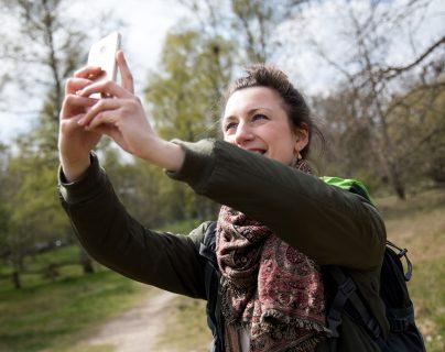 Errores que debe evitar al tomar una selfie