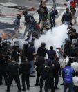Agentes de la Policía dicen que actuaron por órdenes de altos mandos. (Foto: Hemeroteca PL)