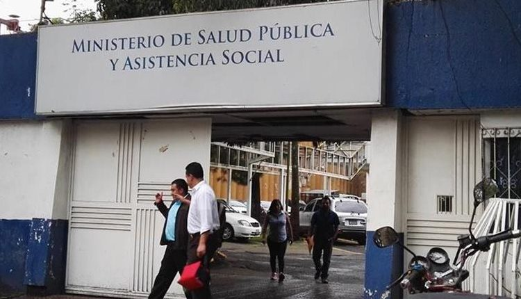Salubristas dan ultimátum al Ministerio de Salud para el pago de bono de Q3 mil