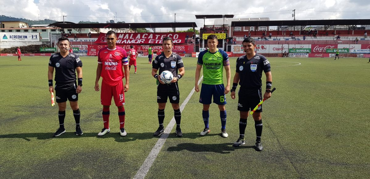 Malacateco y Municipal se reparten puntos en el estadio Santa Lucía