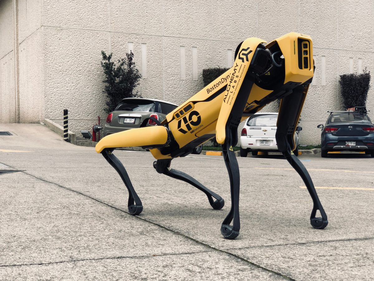 Caninos robóticos: una apuesta por las nuevas tecnologías