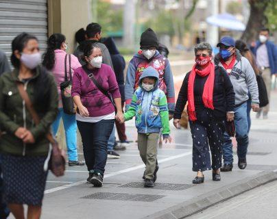 Guatemala registrará bajas temperaturas durante el último fin de semana de 2020