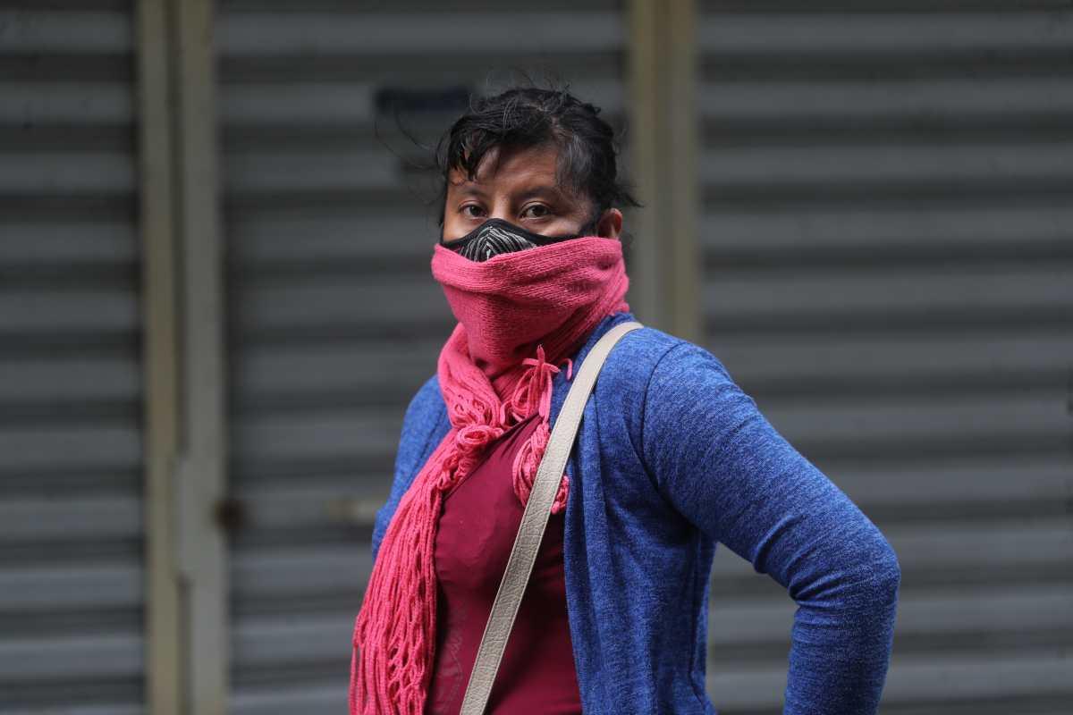 Casos de influenza en Guatemala bajaron en 2020 debido a la pandemia del covid-19