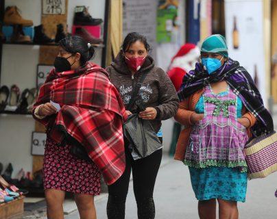 Bajas temperaturas afectarán varias regiones de Guatemala. (Foto Prensa Libre: Érick Ávila)