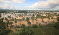 La cosecha de productos de temporada se perdió por los efectos causados por la tormenta Eta que azotó Guatemala en la primera semana de noviembre. (Foto Prensa Libre: Carlos Hernández Ovalle)