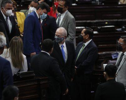 CC suspende amparos contra el nombramiento de Roberto Molina Barreto