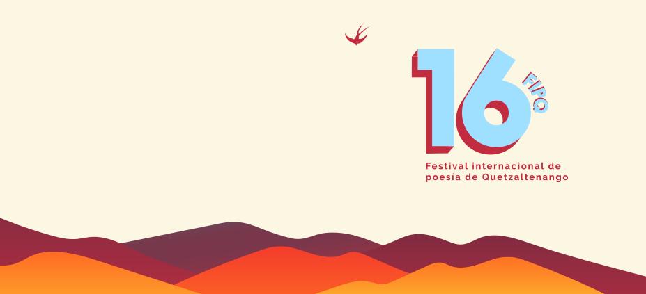 El Festival Internacional de Poesía de Quetzaltenango 2020 se expande y llega a nuevas plataformas