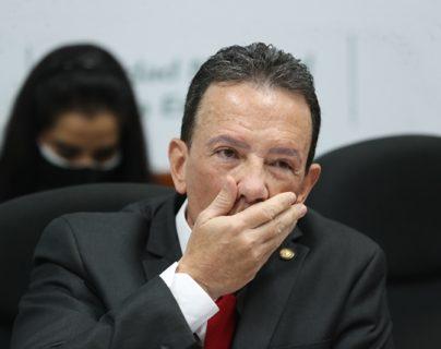Álvaro González Ricci, ministro de Finanzas. Foto Prensa Libre: Érick Ávila