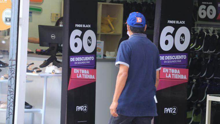 La economía de Guatemala en el tercer trimestre fue de -1.8% y mejoró con respecto al segundo trimestre fue de -9.6%. (Foto Prensa Libre: Hemeroteca)