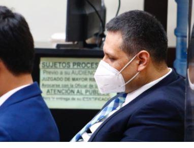 Juzgado no acepta a Óscar Argueta como querellante en caso Financiamiento UNE