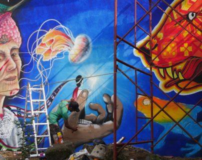 Murales San Pedro La Laguna