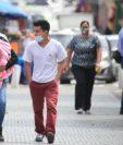 Los casos de coronavirus continúan en Guatemala, según reportes del Ministerio de Salud. (Foto Prensa Libre: Hemeroteca)