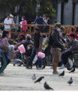 Guatemala acumula 127 mil 127 casos confirmados de coronavirus. (Foto Prensa Libre: Érick Ávila)