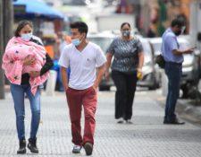 Guatemala ya supera los 114 mil casos de coronavirus. (Foto Prensa Libre: Hemeroteca PL)