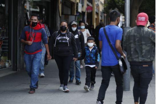 Guatemala supera los 116 mil casos de coronavirus acumulados. (Foto Prensa Libre: Esbin García)
