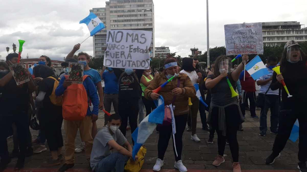Corrupción e impunidad: algunos de los temas que preocupan a los guatemaltecos, según la OEA