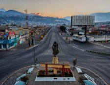 La ciudad de Quetzaltenango es una de las más competitivas según el Índice de Competitividad Local (ICL). (Foto Prensa Libre: Hemeroteca)