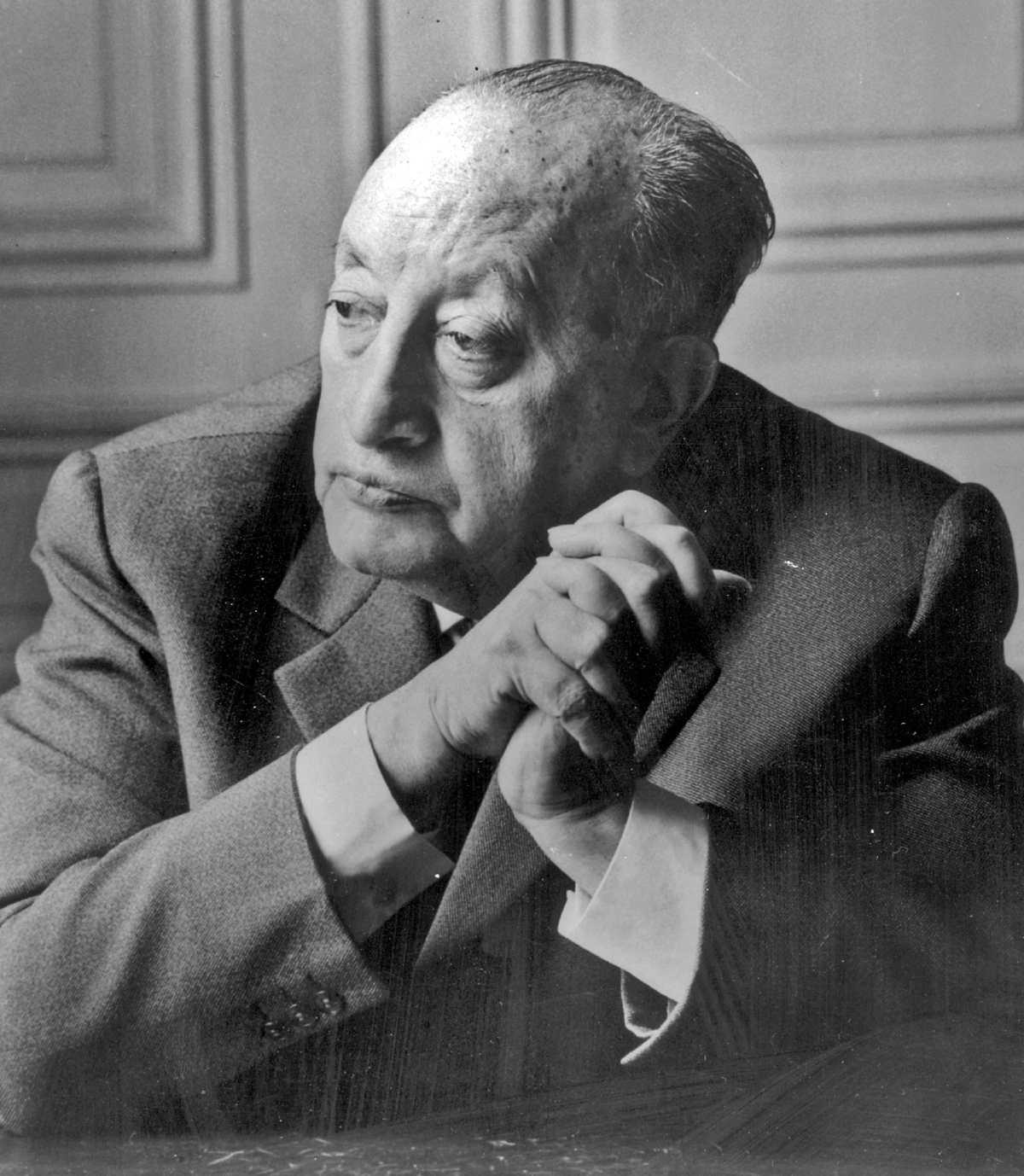 Diálogo en París: Miguel Ángel Asturias en 1970
