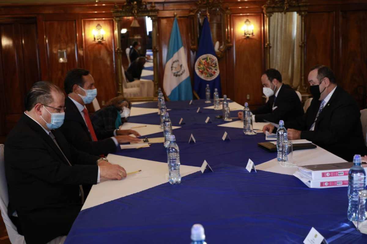 OEA atenderá los temores del gobierno sobre un golpe de Estado