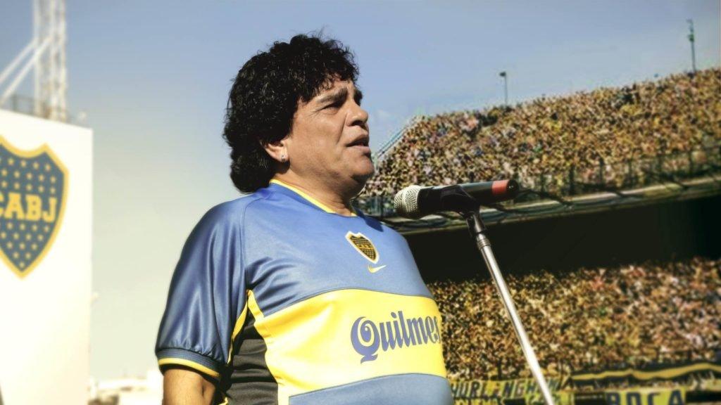La vida de Diego Armando Maradona quedará plasmada en una serie de Amazon Prime