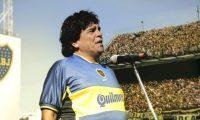 """La vida del futbolista Diego Armando Maradona quedará plasmada en la próxima serie de Amazon Prime Video: """"Maradona, sueño bendito"""". (Foto: Cortesía Amazon Prime Video)"""