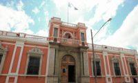 Sede central del Tribunal Supremo Electoral. (Foto Prensa Libre: Hemeroteca PL)