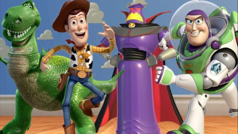 Toy Story, el primer largometraje de Pixar, se estrenó el 22 de noviembre de 1995. (Foto Prensa Libre: IMDB).