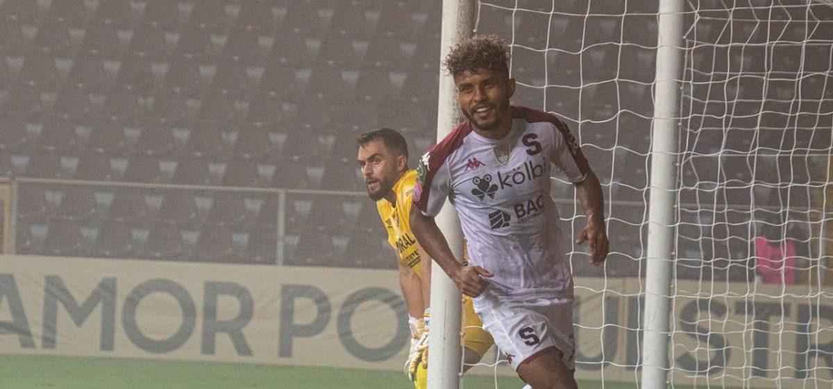 Video | Johan Venegas y Saprissa destrozan a Municipal en la Liga Concacaf