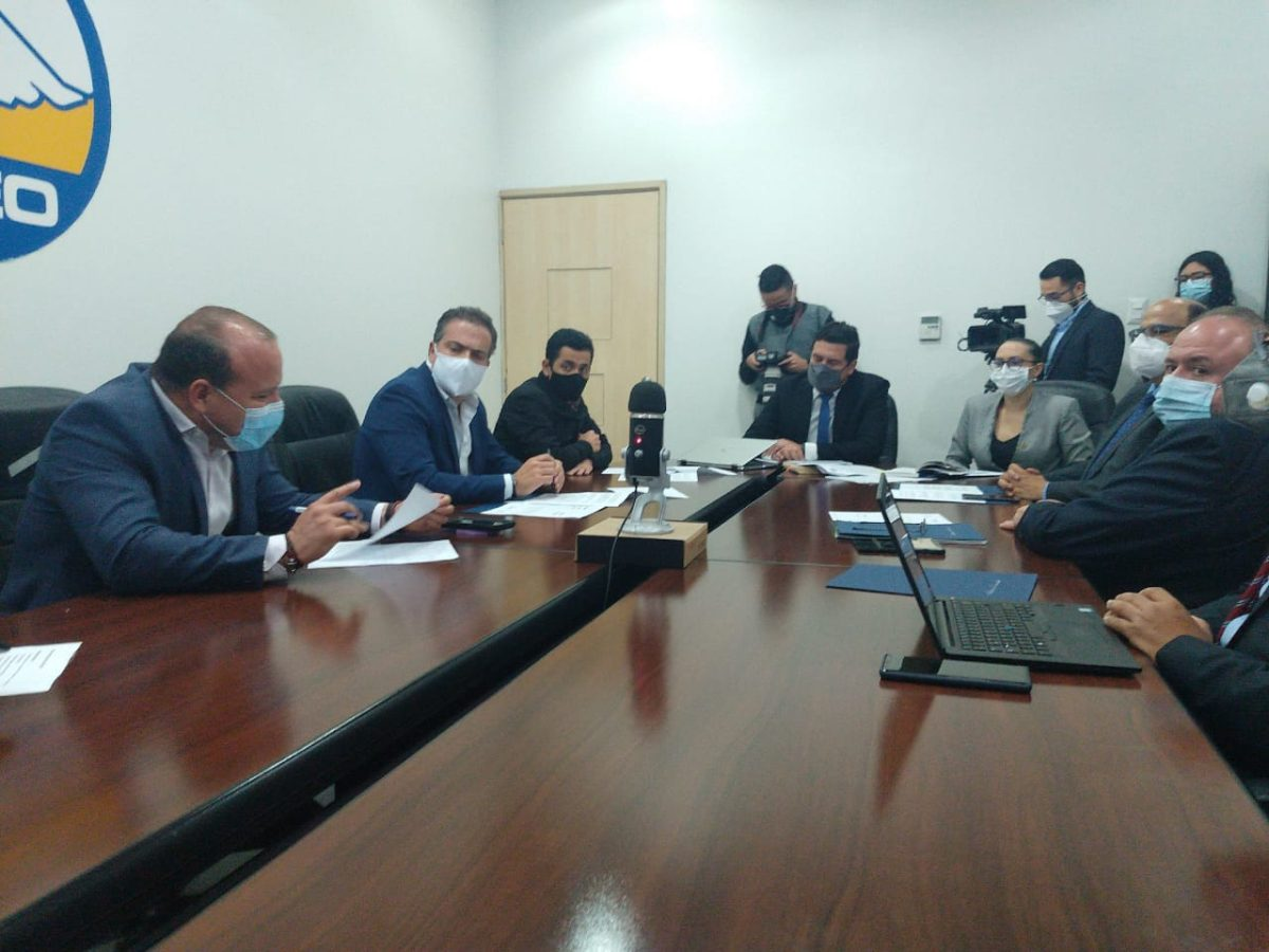 Ministros culpan al final del estado de Calamidad la falta de ejecución del Fondo de Protección del Empleo