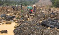 Líderes comunitarios se quejaron de que antes del deslizamiento no había casos de coronavirus en Quejá. (Foto: Hemeroteca PL)