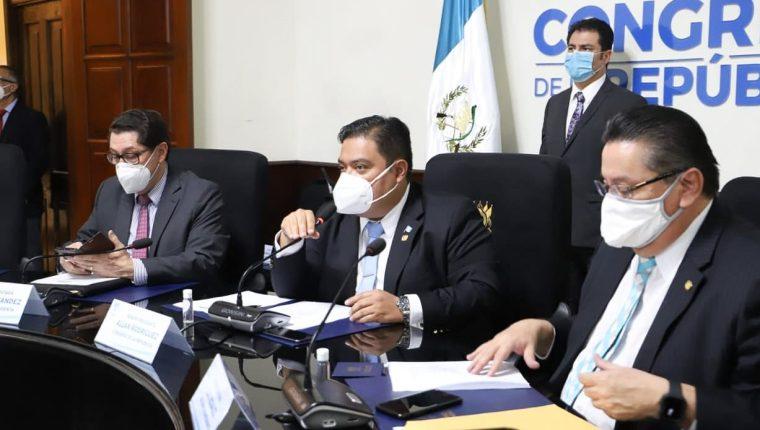 La iniciativa fue incluida en la propuesta de agenda para la sesión de este miércoles por parte de la Junta Directiva, que es presidida por el diputado Allan Rodríguez del partido Vamos. Fotografía: Congreso.