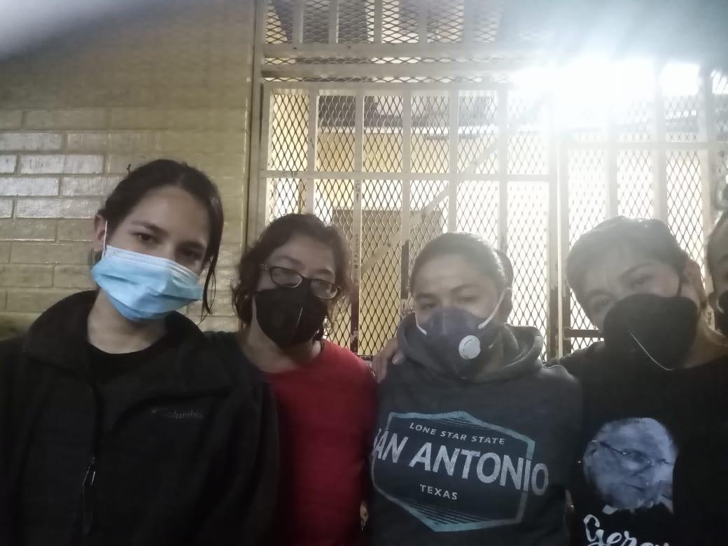 Una familia estuvo 60 horas presa por participar en las manifestaciones