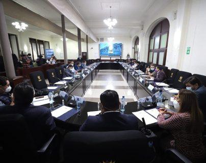 Congreso busca conocer antejuicios contra la CC en su última sesión ordinaria