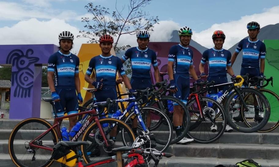 Del 23 al 28 de noviembre la Selección Nacional de Ciclismo de Guatemala pedaleará en latitud cero