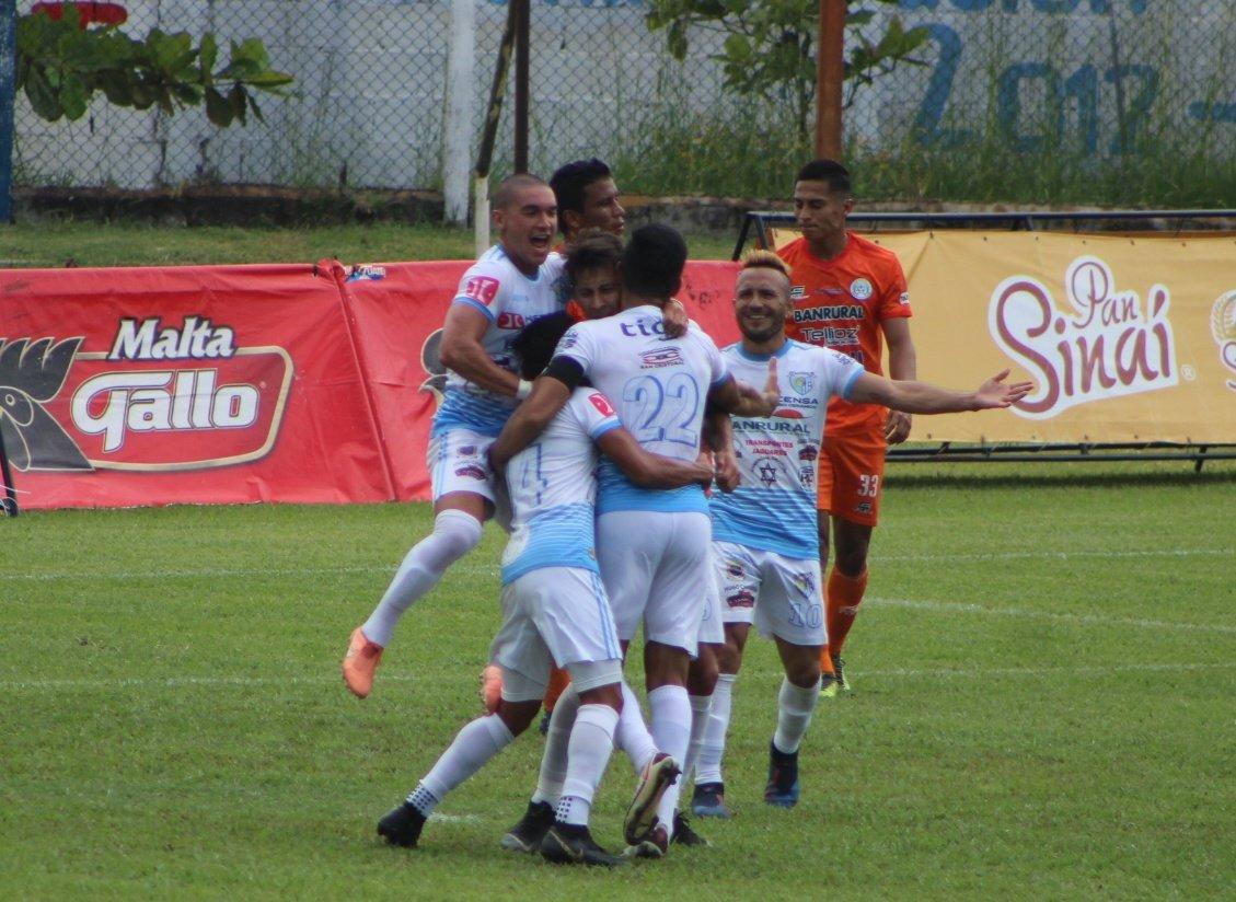 Sanarate sorprende a Achuapa de visita y suma su segunda victoria del torneo